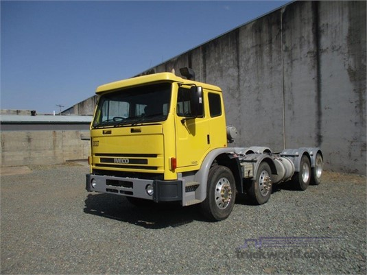2005 Iveco Acco 2350G Rocklea Truck Sales - Trucks for Sale