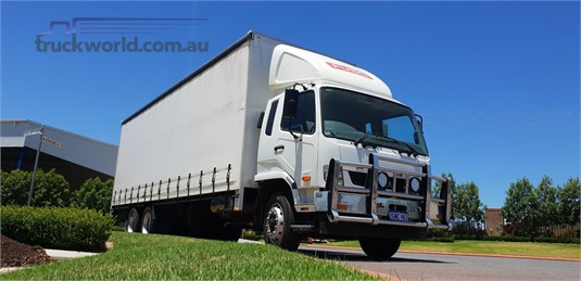 2017 Fuso Fighter 2427 - Trucks for Sale