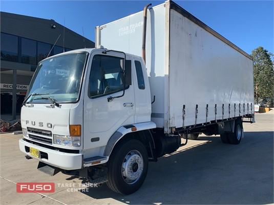 2005 Fuso Fighter FM10.0 Taree Truck Centre - Trucks for Sale