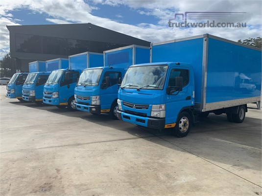 2012 Fuso Canter 815 Wide - Trucks for Sale