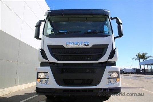 2018 Iveco Stralis AD450 - Trucks for Sale