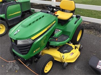 JOHN DEERE X500 For Sale - 123 Listings | TractorHouse.com ... on