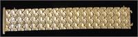 18 Kt Yellow Gold Bracelet.