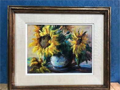 Original Oil On Canvas By Lee Parkinson Other Items For