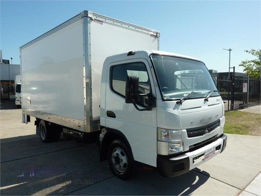 2014 Fuso Canter 515 AMT Duonic - Trucks for Sale
