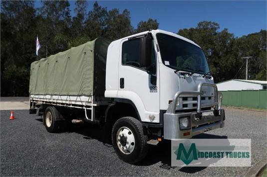 2008 Isuzu FTS 800 4x4 Midcoast Trucks - Trucks for Sale