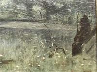 Attributed, Jean Baptiste Camille Corot