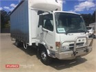 2006 Fuso other Tautliner / Curtainsider