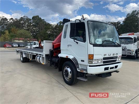 2007 Fuso Fighter 10 Taree Truck Centre - Trucks for Sale