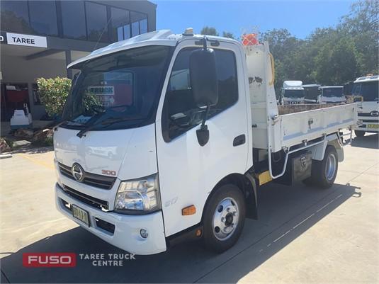 2012 Hino 300 Series Taree Truck Centre  - Trucks for Sale