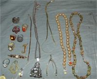 Estate Jewelry Lot.