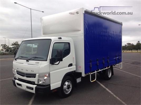 2019 Mitsubishi Fuso CANTER 815 - Trucks for Sale