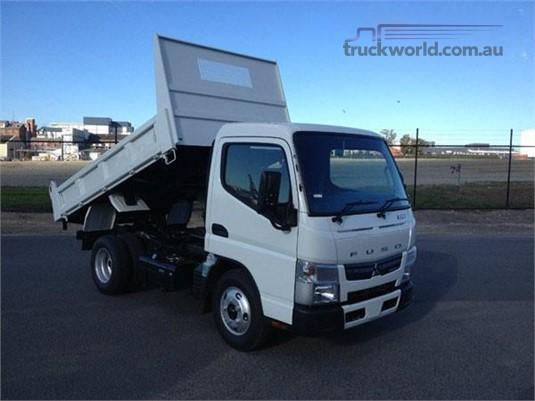 2018 Mitsubishi Fuso CANTER 515 - Trucks for Sale