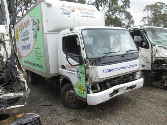 2007 Mitsubishi Canter 4.0 - Wrecking for Sale