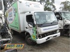 2007 Mitsubishi Fuso CANTER 4.0 Medium Rigid