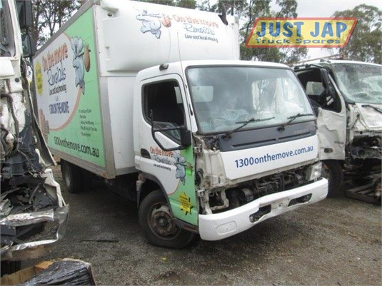 2007 Mitsubishi Canter 4.0 Just Jap Truck Spares - Wrecking for Sale