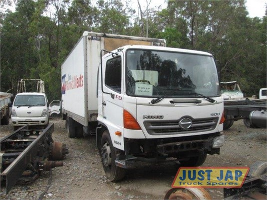 2008 Hino 500 Series FG Just Jap Truck Spares - Trucks for Sale
