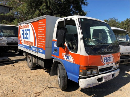 1999 Isuzu NKR - Trucks for Sale