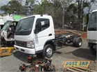 2006 Mitsubishi Fuso CANTER 1.5 Light Rigid