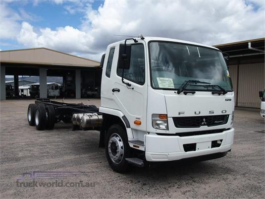 2019 Fuso Fighter 2427 XXLWB Auto - Trucks for Sale