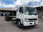 2019 Fuso Fighter 2427 XXLWB Auto Cab Chassis