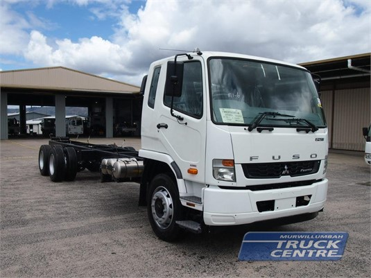 2019 Fuso Fighter 2427 XXLWB Auto Murwillumbah Truck Centre - Trucks for Sale