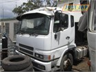 2001 Mitsubishi Fuso FV51 Medium Rigid