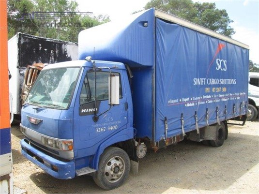 1996 Hino FC - Wrecking for Sale