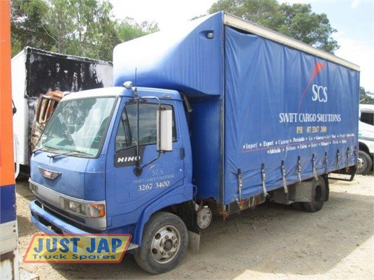 1996 Hino FC Just Jap Truck Spares - Trucks for Sale