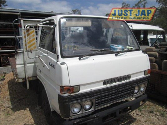 1983 Toyota Dyna Just Jap Truck Spares - Wrecking for Sale