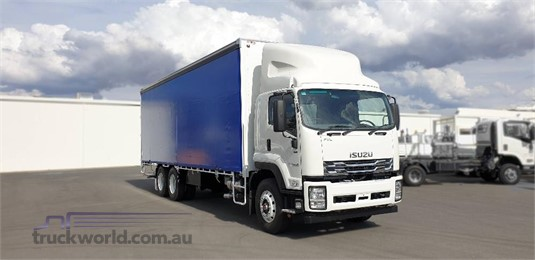 2019 Isuzu FVL Blacklocks Truck Centre - Trucks for Sale