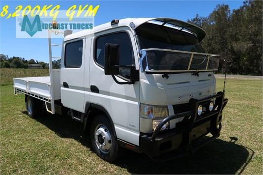 2012 Fuso Canter 918 Crew Cab Midcoast Trucks - Trucks for Sale