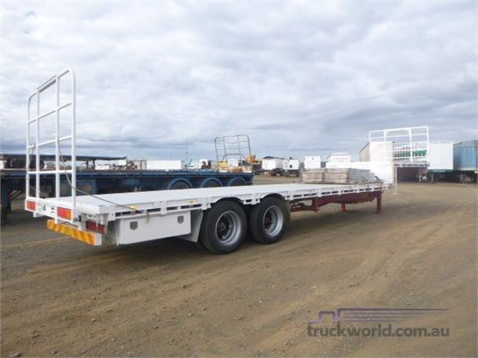 1994 Freighter Drop Deck Trailer - Trailers for Sale