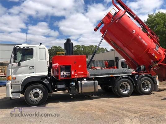 2019 Hino 500 Series 2632 FM Long Air Auto - Trucks for Sale