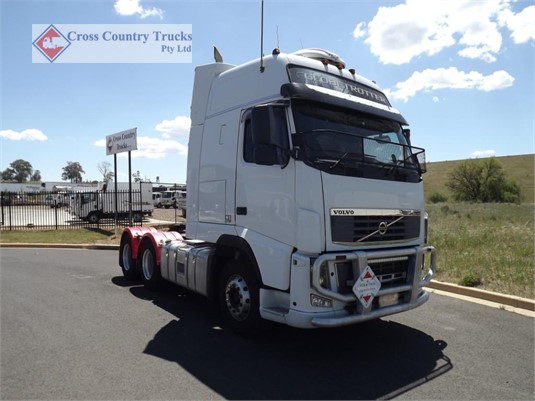 2010 Volvo FH16 Globetrotter Cross Country Trucks Pty Ltd - Trucks for Sale