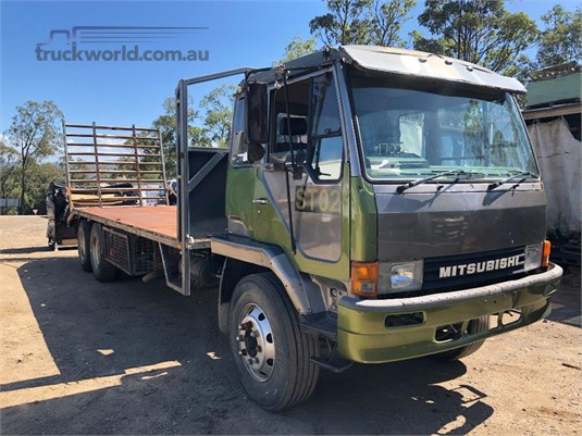 1985 Mitsubishi Fuso FM515 - Wrecking for Sale