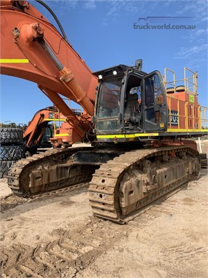 2008 Hitachi ZX870 LCH-3  - Heavy Machinery for Sale