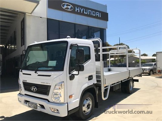 2019 Hyundai Mighty EX6 AD Hyundai Trucks & Commercial Vehicles  - Trucks for Sale