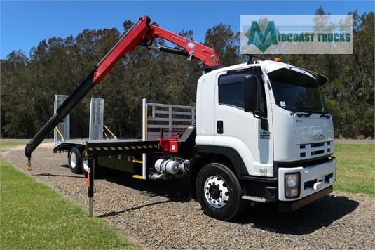 2010 Isuzu FVY 1400 Midcoast Trucks - Trucks for Sale