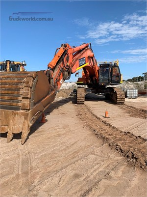 2012 Hitachi ZX870 LCH-3  - Heavy Machinery for Sale