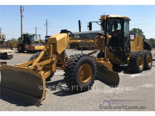 2008 Caterpillar 12M  - Heavy Machinery for Sale