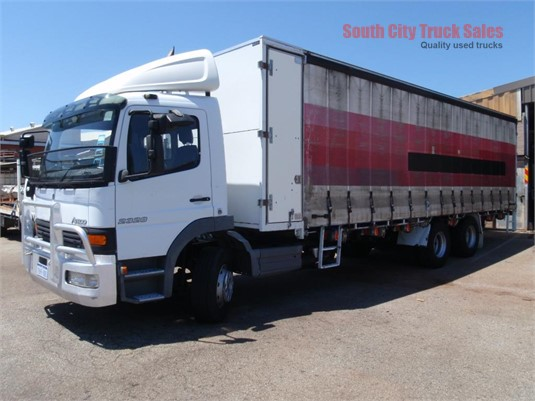 2002 Mercedes Benz Atego 2328 South City Truck Sales  - Trucks for Sale