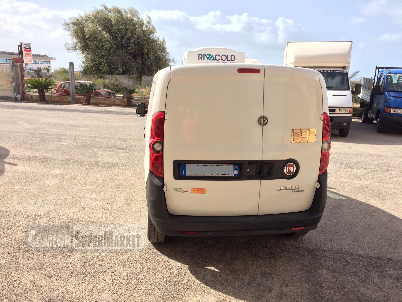 Fiat DOBLO XL Usato 2014 Sicilia
