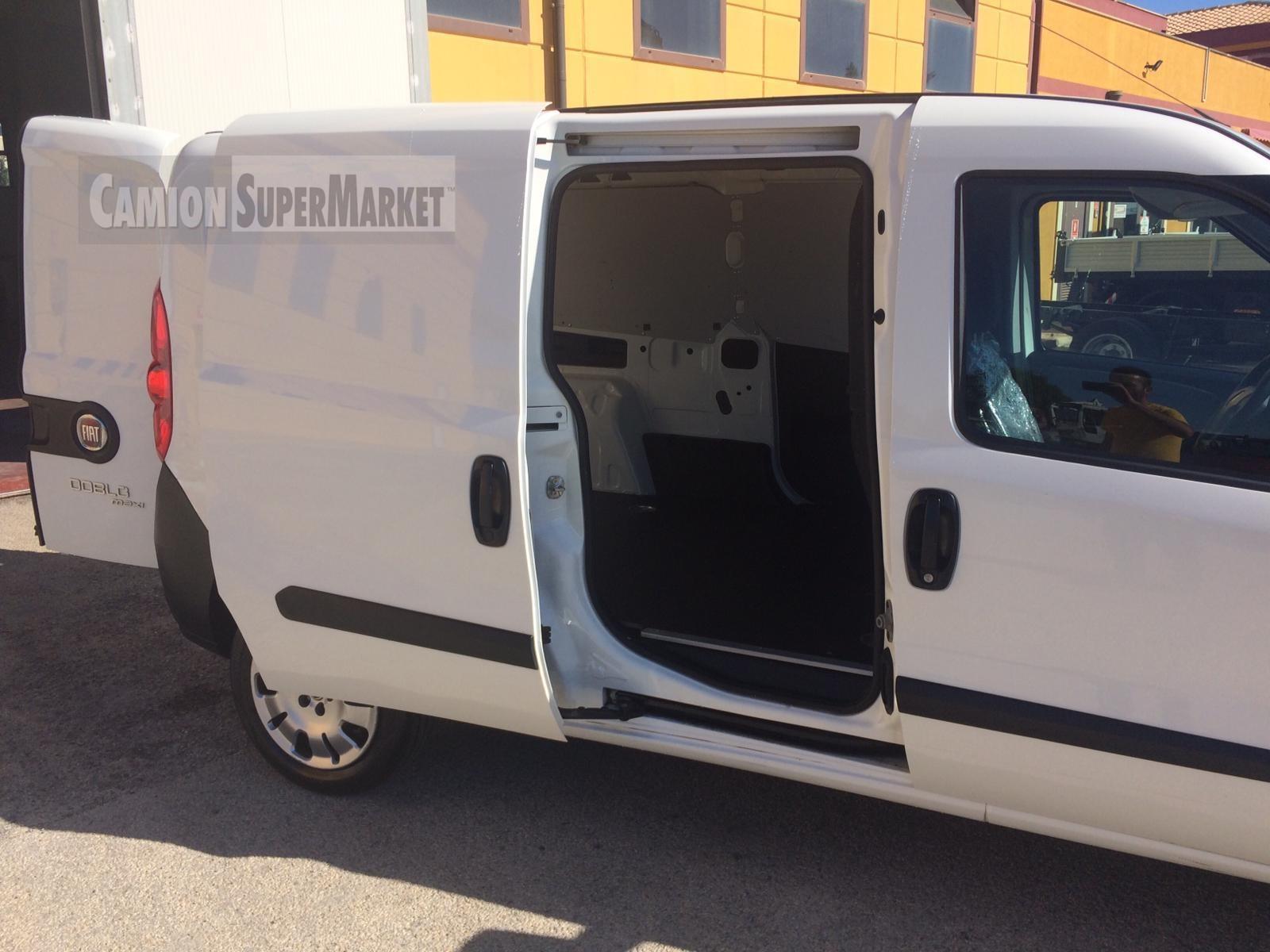 Fiat DOBLO XL Usato 2011