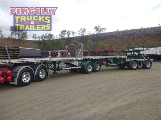 2005 Lusty Drop Deck Trailer Pengelly Truck & Trailer Sales & Service - Trailers for Sale