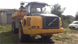 VOLVO A30D  used