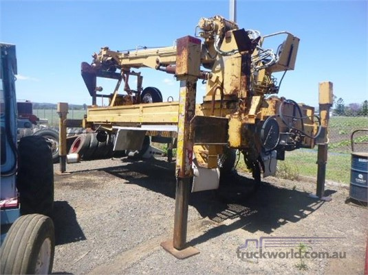 Pacific Hyd CB1013 Crane Borer - Cranes & Tailgates for Sale