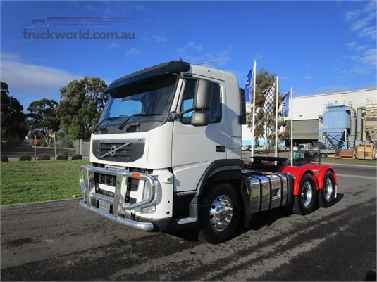2011 Volvo FM13 - Trucks for Sale