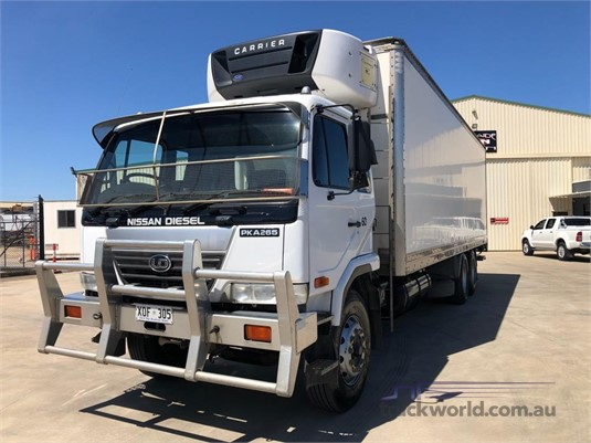 2007 Nissan Diesel UD PK265 Adelaide Truck Sales - Trucks for Sale