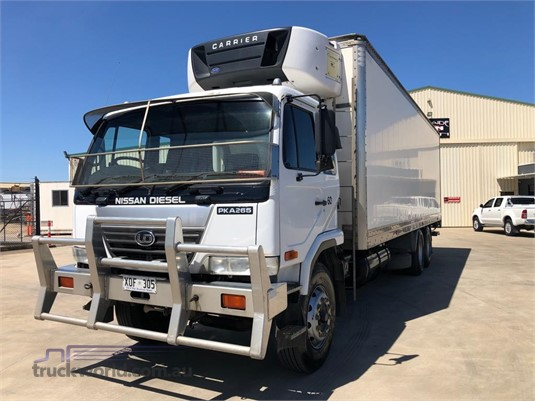 2007 Nissan Diesel UD PK265 - Trucks for Sale